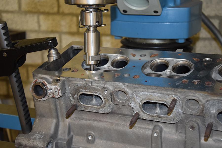 Cilinderboren of cilinder honen