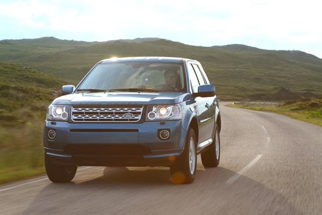 Land rover freelander specialist