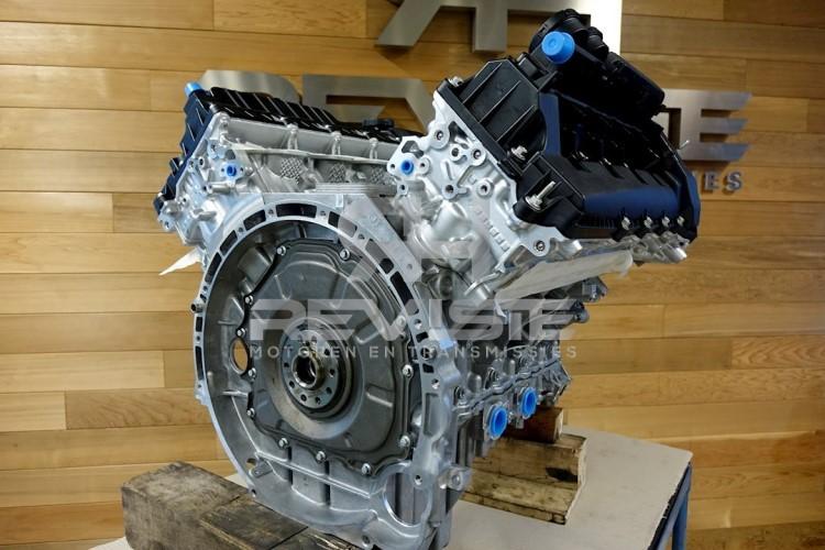 Range Rover SVR motor