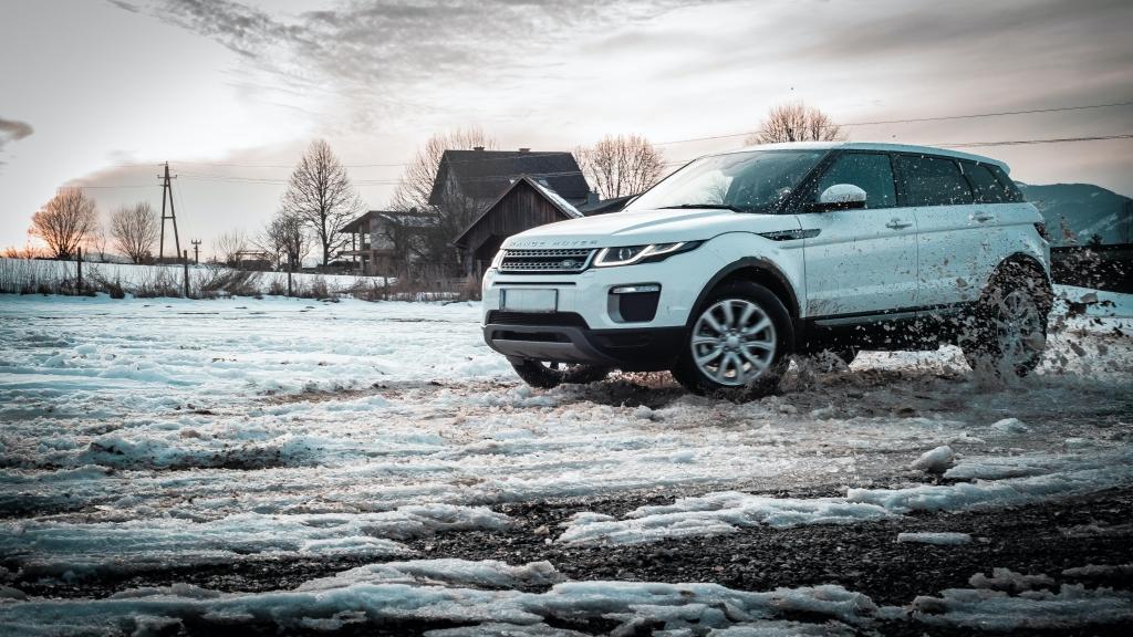 Range Rover Evoque specialist