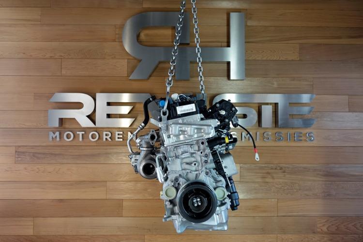 BMW B47C20A motor nieuw