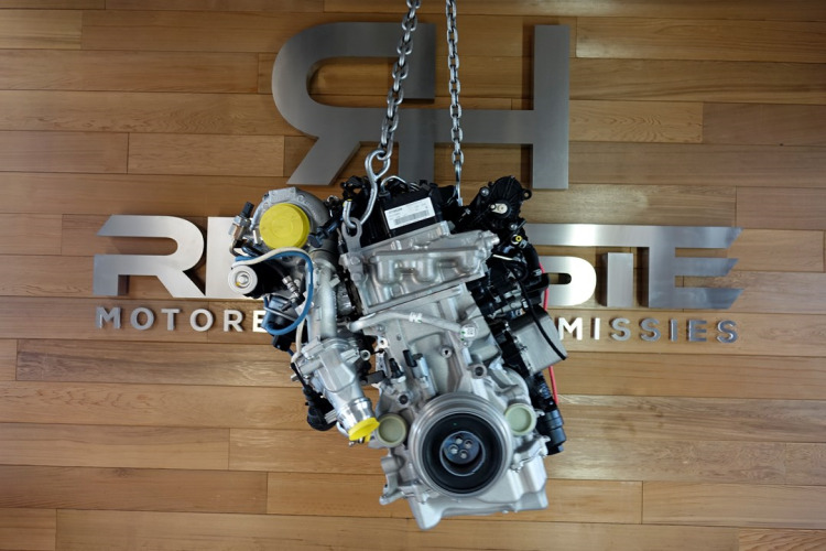 BMW b47c20b motor nieuw
